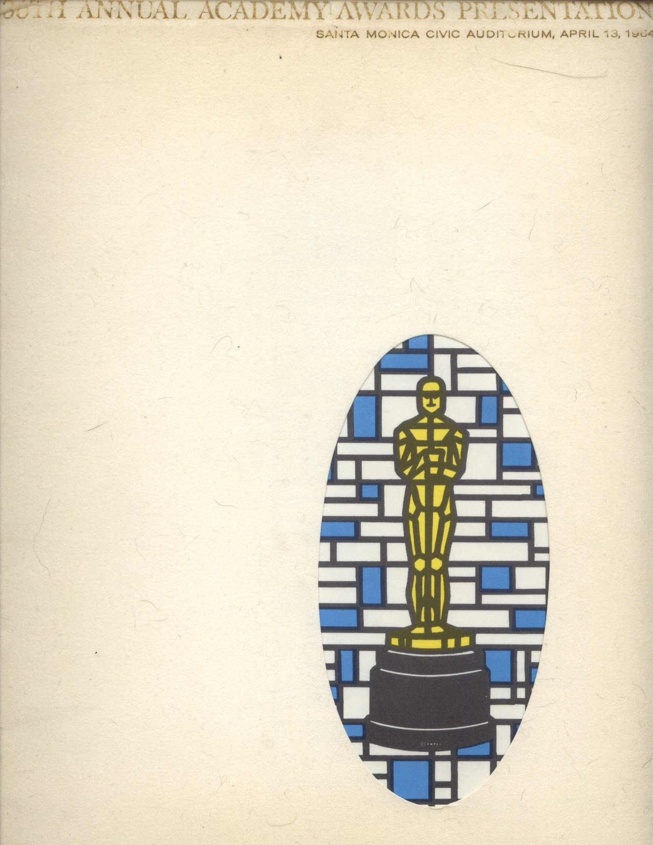 academy awards programs 1959