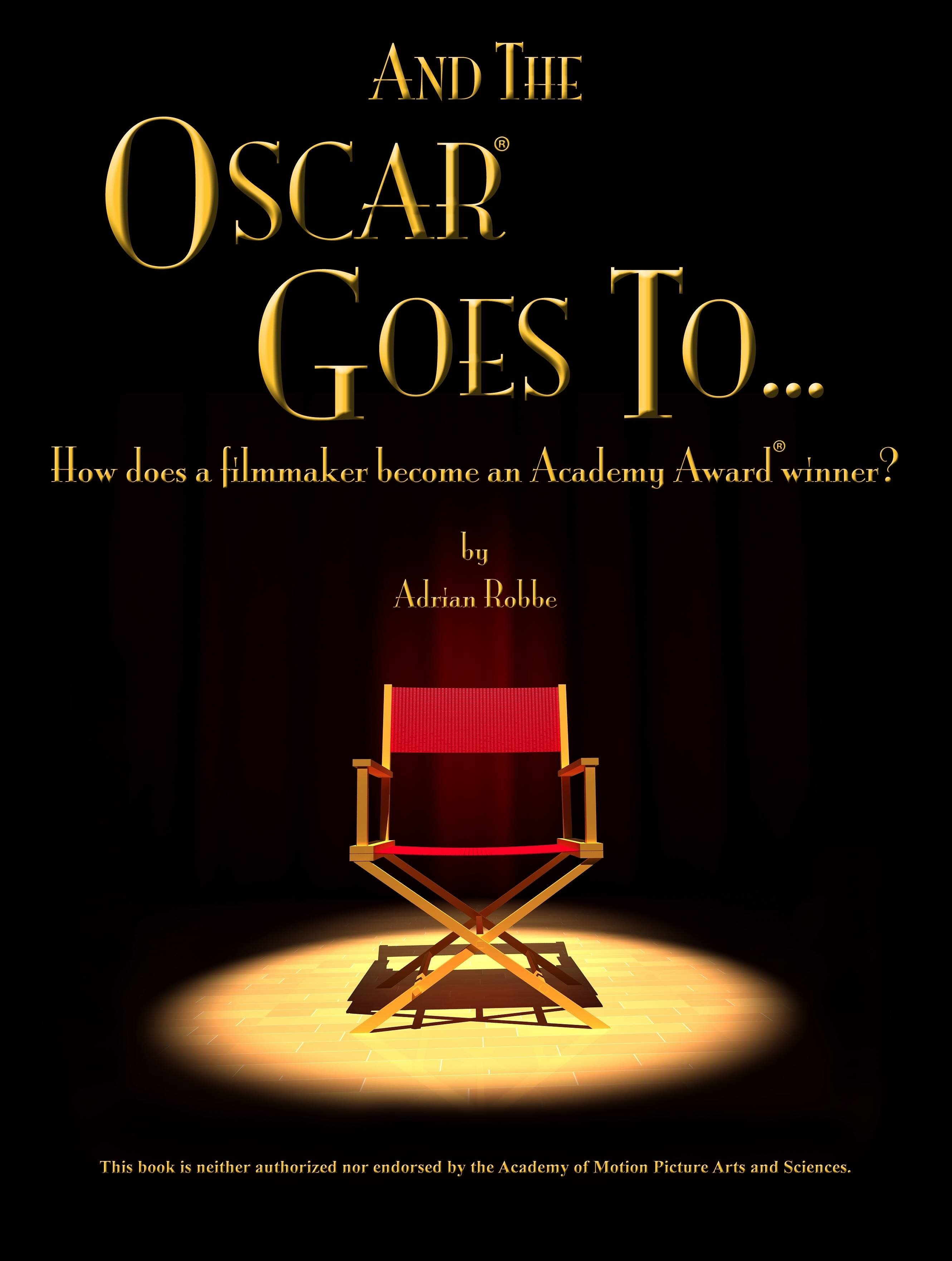 Hollywood Golden Guy ACADEMY AWARDS Show Programs