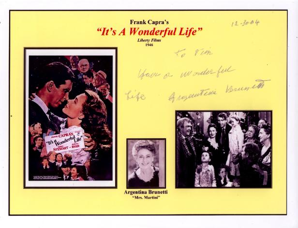 Hollywood Golden Guy Classic Autographs 1
