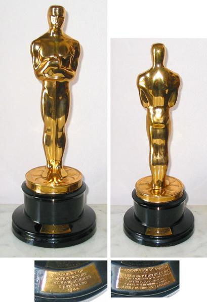 Academy Awardamerican In Paris Erwin R Willis Keogh Gleason Set Decoration The Design Of The Academy Award Of Merit Has Changed For